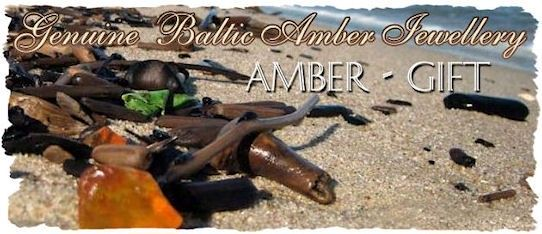 Welcome to our AMBER JEWELLERY GIFT shop online!